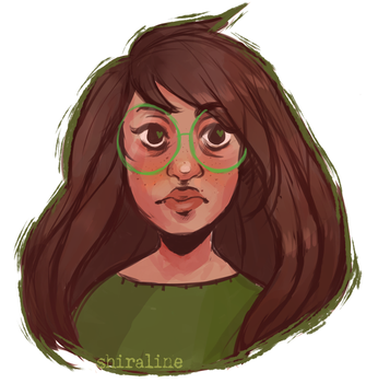 jade harley by shiraline