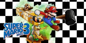 Super Mario Bros 3 by Bullseye29