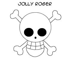 One Piece Jolly Roger Base by sakuraXmoto