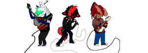 Band collaaaaab. by A-wild-Day-appeared