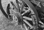 Broken Wagon Wheel by Godstreasures
