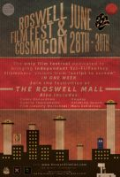 Roswell Film Fest and Cosmicon by cheshirecatart