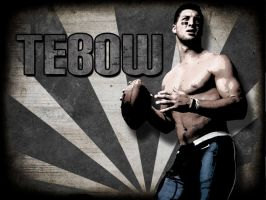 Tebow by AshPnX