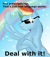 Deal with it by sdknex