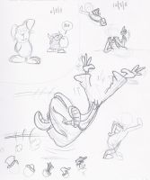May Doodles - 2011 by qwertypictures
