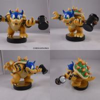 Bowser Rookie by ChibiSilverWings