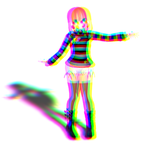 MMD+MME  ColorShift DL by 00psy