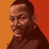 - Martin Luther King - by vervex