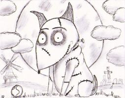 Frankenweenie by LemonPurple