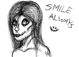 Smile always by Narncolie