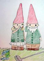 Secrets Among Gnomes by AVPMismylife