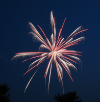 Firework Image 0528 by WDWParksGal-Stock