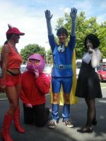 Drawn Together Cosplay Group 4 by Eric--Cartman