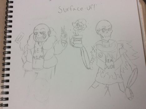 UF Surface clothes  by GameKING144