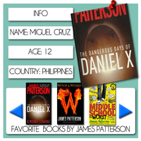 James Patterson ID by miguelm-c