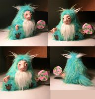 Toby Candy Monster by dreamleaf