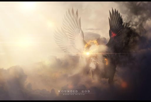 Wounded God by Wyrmheart
