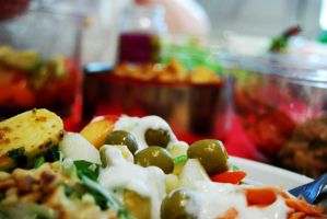 Summer Salad by Cardiopathy
