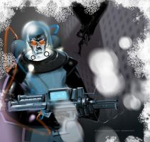Mr. Freeze by uwedewitt