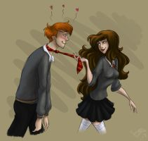 HP Lovers - Come here by uppuN