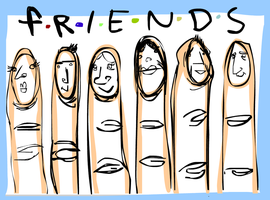 No.21 - Friends by I-like-Dirt
