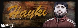 Hayki Timeline Cover by ManiaGraphic