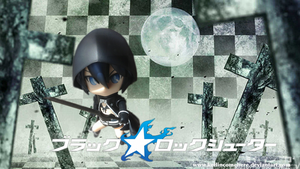 Black Rock Shooter by KetlinComeHere