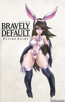 Bravely default DLC by turtlechan
