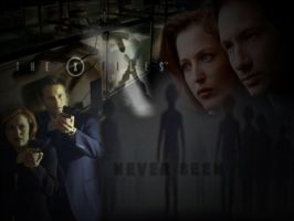 the x-files by Amedea