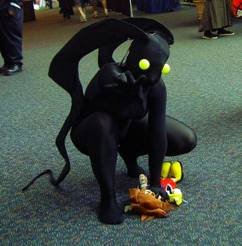 A Real Heartless by DemonSlayerCosplay