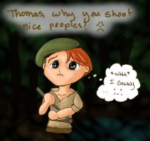 Thomas... -.- by WishIWould