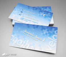 Tronix Business Card by martinemes