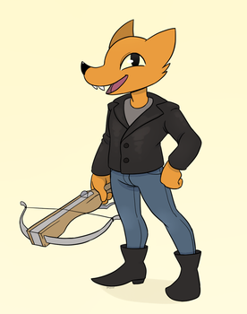 gregg by YellowHellion