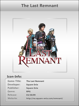 The Last Remnant - Icon by Crussong