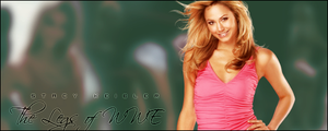 Wrestling Favorites: Stacy Keibler by KamenRiderReaper