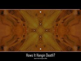 Hows It Hangin Death by thetwiggman