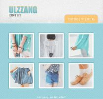 Ulzzang icons set 25 20 pic. by Minyoung-ssi