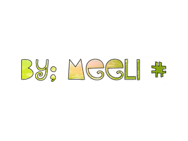 Meeli texto png by MeeliOrnitorrinco