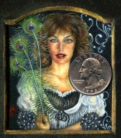 The Stolen Feathers 25cents by NCEART
