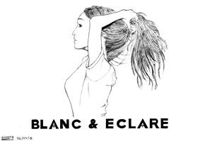 Jessica Jung - BLANC AND ECLARE by Vince93