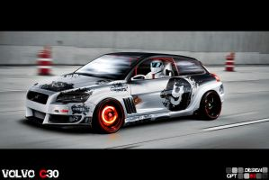 Volvo c30 by CptDesign