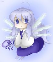 Lil Sariel by Guuchama