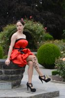 Red Satin 3 by Anariel-Stock