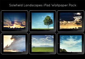 Landscapes iPad Pack by solefield
