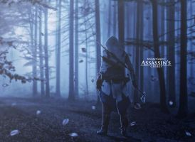 The Assassin's Creed by monsterz-arts