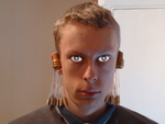 Me as a Goa'uld by Spacer176