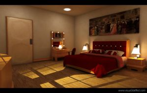 3D Interior by Visual3Deffect