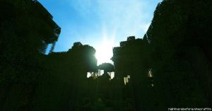 Minecraft - Jungle - Wallpaper by CyberMiez
