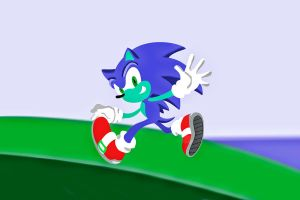 sonic: seeya in my next adventure by fumineitor
