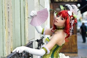 Rouleau Japonais By Sakizou by NikitaCosplay